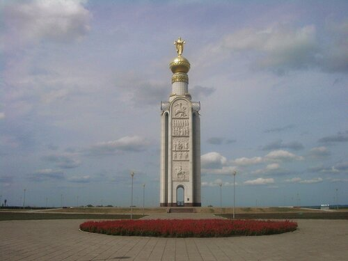 Прохоровское Поле.Звонница