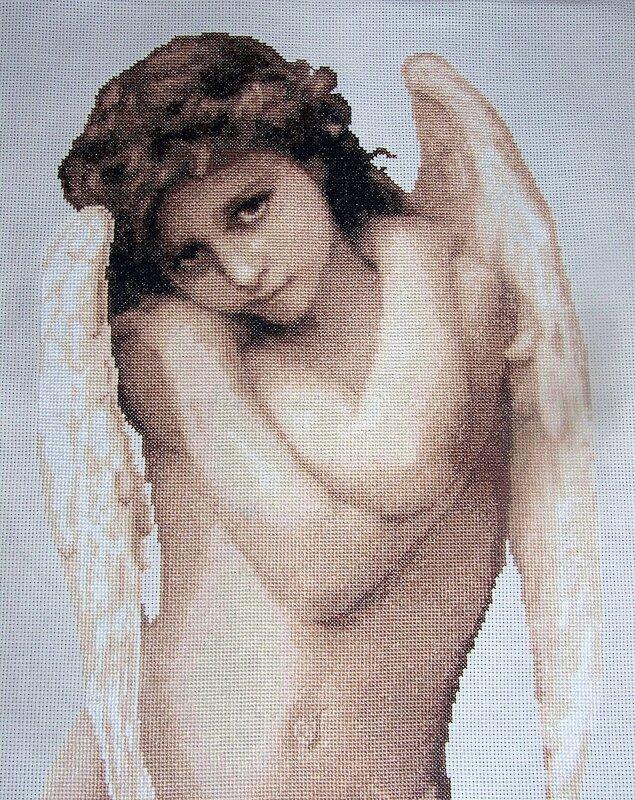 Мокрый ангел