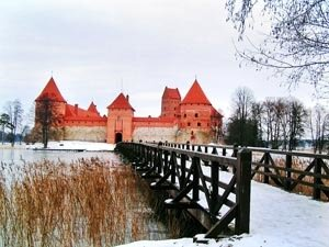 Привидения древнего замка