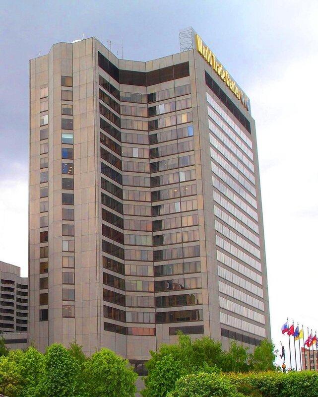 """World Trade Center (ЦМТ) - Бизнес центры B, B+.  Бизнес-центр  """"Центр международной торговли """" находится в деловой..."""