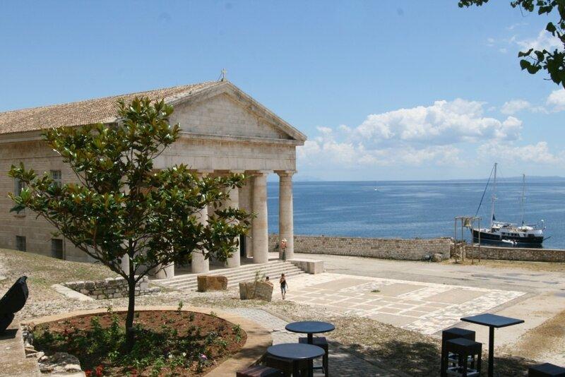 Корфу, Церковь Святого Георгия, Керкира