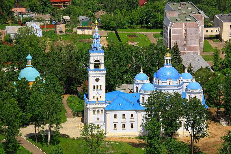 Спасо-Влахенский женский монастырь