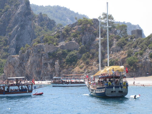 Пиратский берег