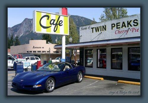 Twin Peaks. Cherry Pie.