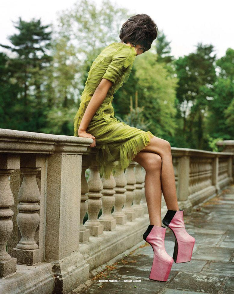 Шанель Иман / Chanel Iman by Doug Inglish