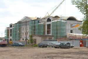 Строительство гостиницы Усадьба