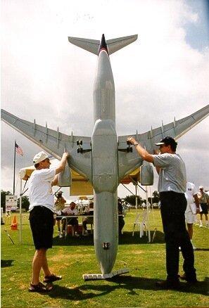 Летающие копии пассажирских самолетов