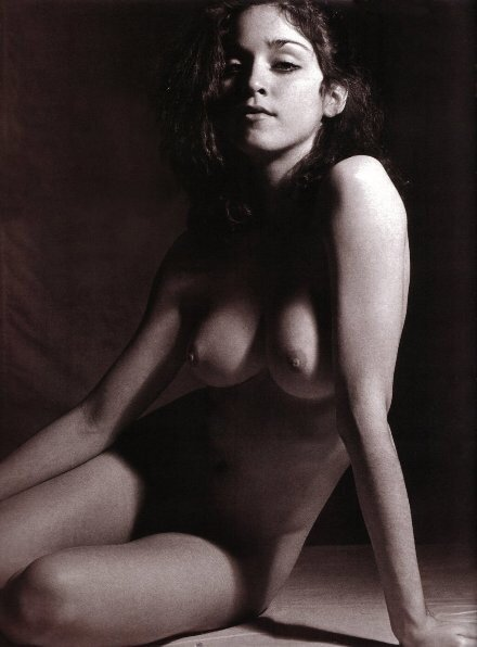 Madonna by Martin Schreiber