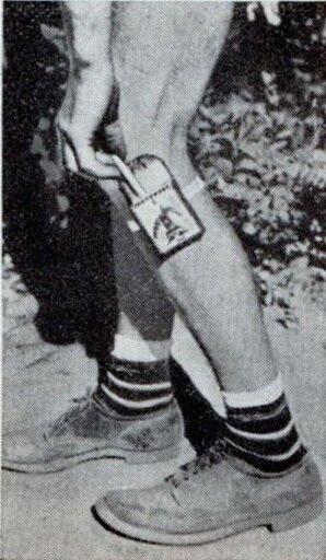 Портсигар для нудистов (1938)