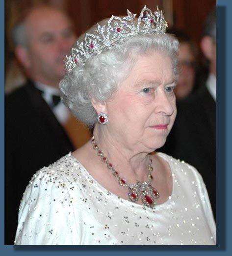 Женская британская тиара (girls of Great Britain Tiara)