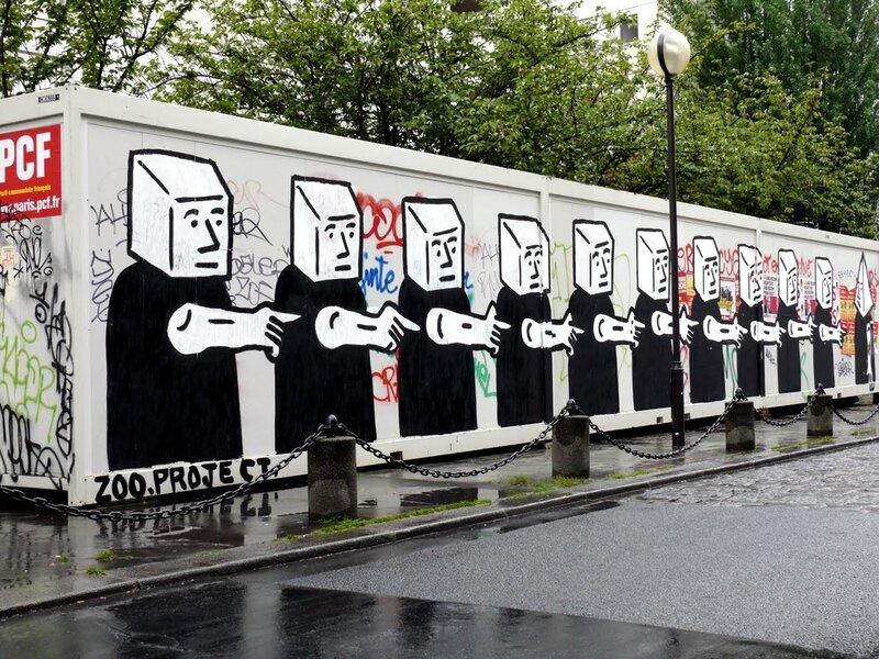 ZOO Project в Париже