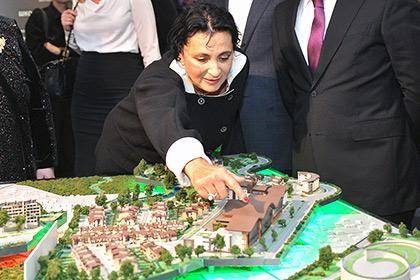 Винер и Усманов начнут строительство «Олимпийской деревни Ватутинки»