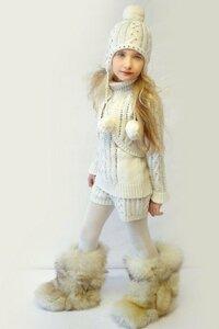 Снежное мерцание в комплектах от Лауры Бьяджотти