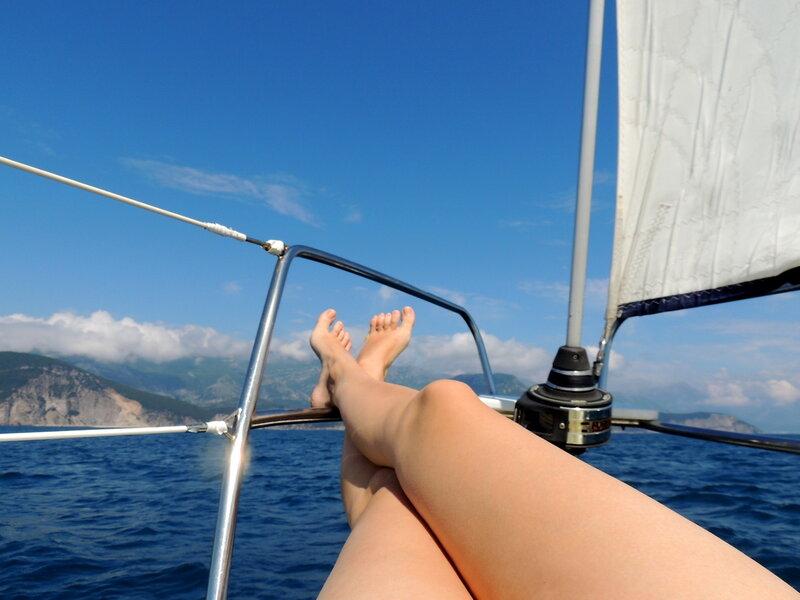 отдых яхте в Черногории