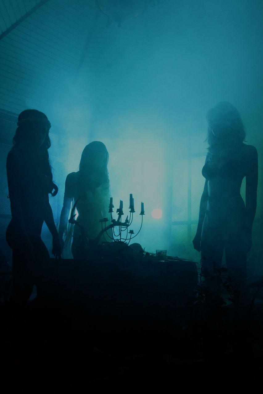 Irina Voronina, Kylie Johnson & Kassie Lyn Logsdon - The Evocation