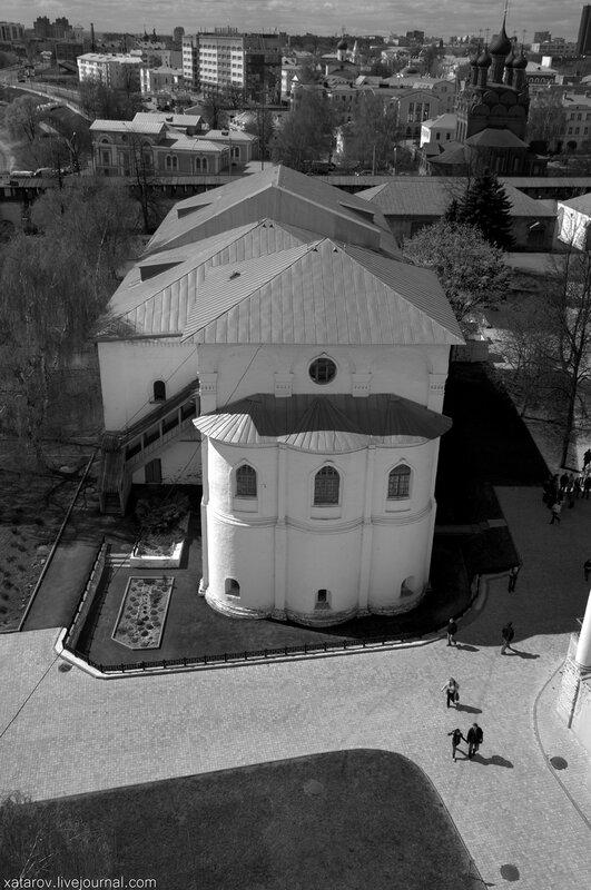 Ярославский государственный историко-архитектурный и художественный музей-заповедник