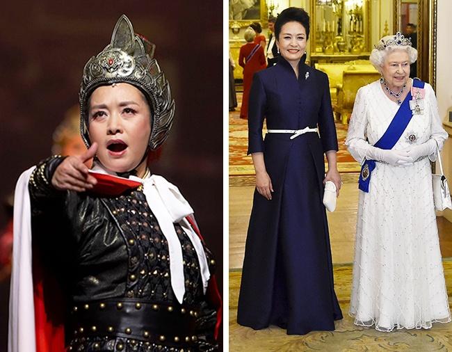 © East News  Жена председателя КНР СиЦзиньпина— популярная вКитае певица, без нее необходи