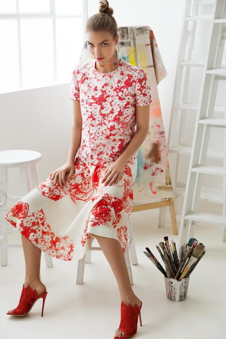Аризона Мьюз  в майском номере Vogue Mexico 2014