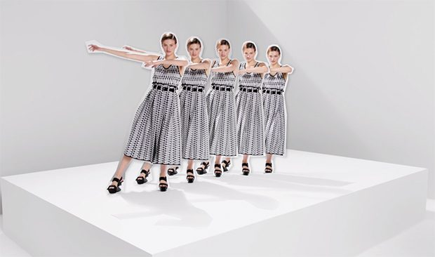 MICROCOSM - ISSEY MIYAKE SS17 Campaign Video by Jacob Sutton