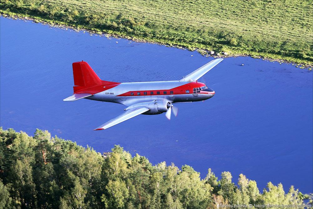 Ил-14 СССР-91612