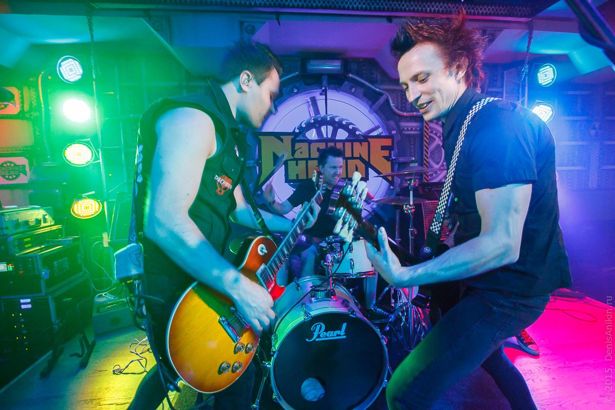 Лучший Самый День Machine Head 6