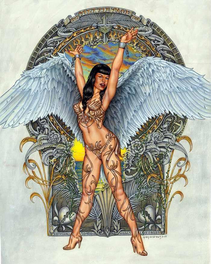 Орлиные крылья - Greg Andrews