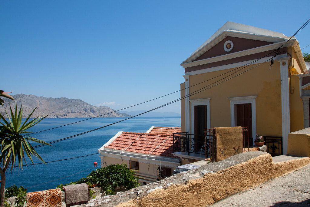 Сими, греция