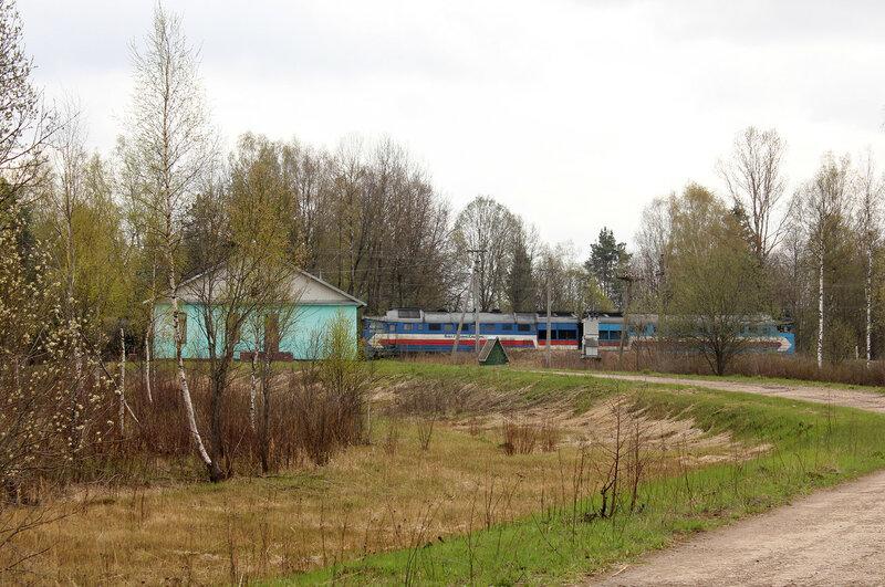 БТС на станции Бартенево