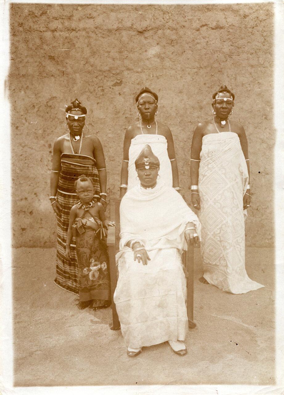 Камерун, с. 1900 год