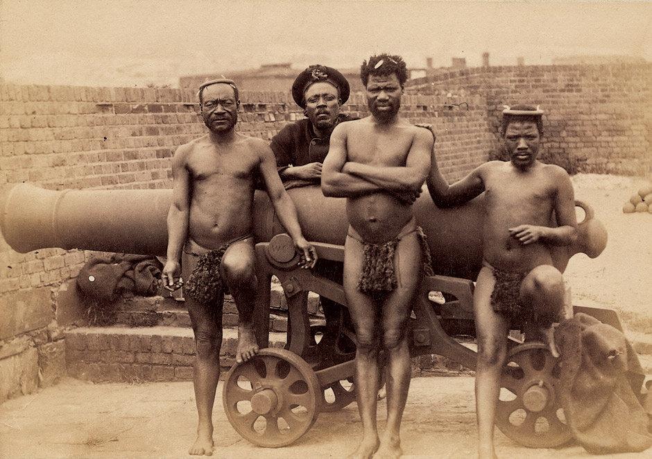Юго-восточная Африка, XIX век