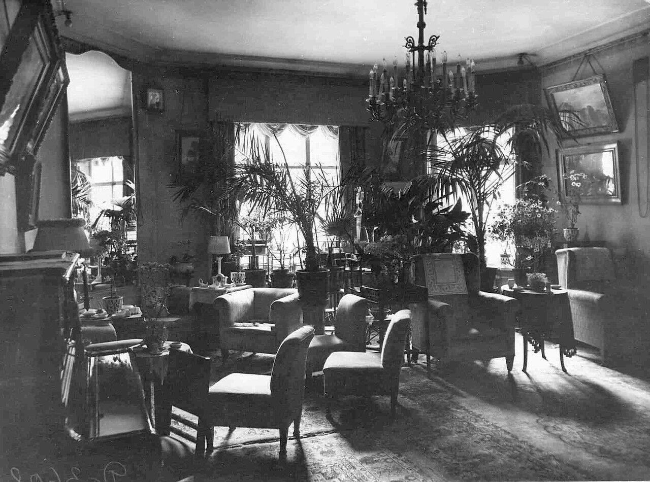 Квартира князя М.М.Андроникова (наб.р.Фонтанки, 54) Большая гостиная