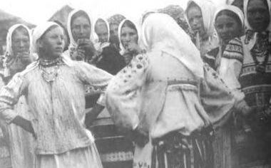 Наш живой великорусский язык: жена