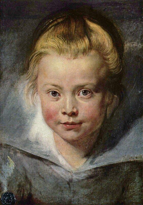 Портрет Клары Серены
