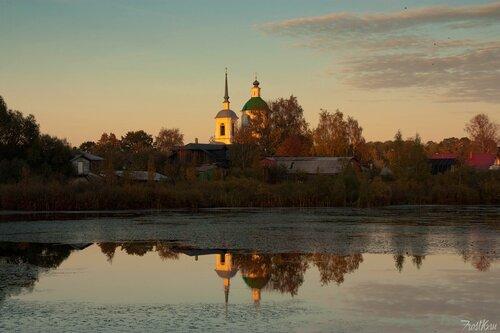 озеро Кийово