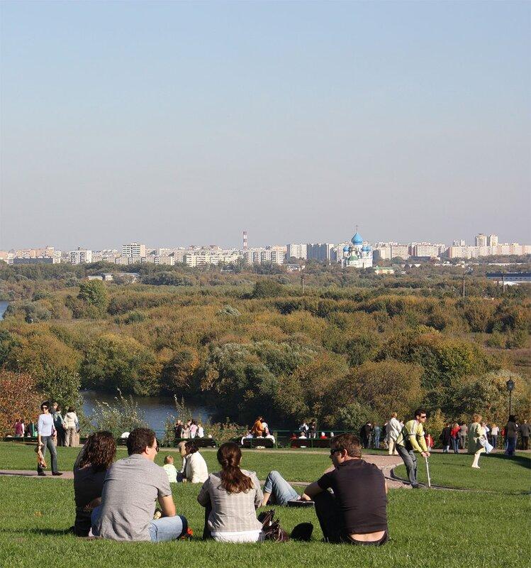 Коломенское, 25 сентября 2010