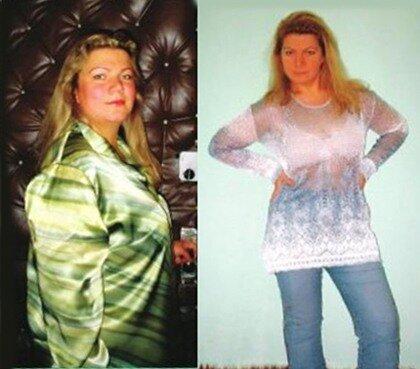 Как Евгения похудела на 30 килограмм?