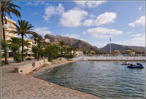 Испания, курорт, остров, элитная недвижимость