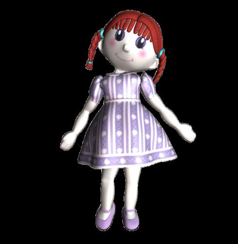 Кукла Rag