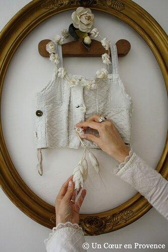 Декор в винтажном стиле