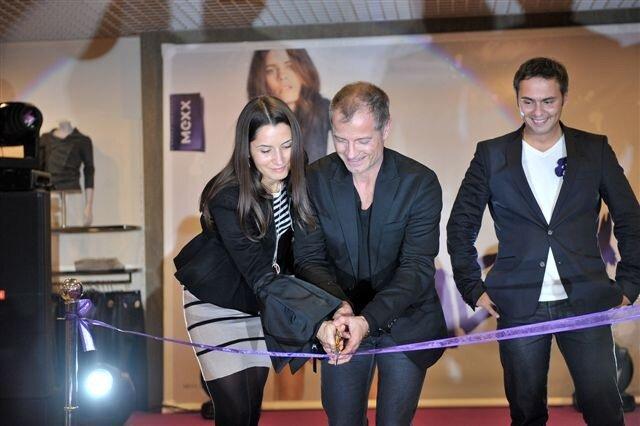 Открытие нового магазина Мехх