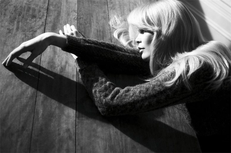 Клаудиа Шиффер / Claudia Schiffer by Camilla Akrans