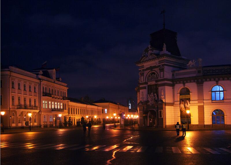 Вечерний музей