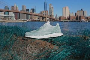 Стильная обувь от Adidas, сделанная из мусора
