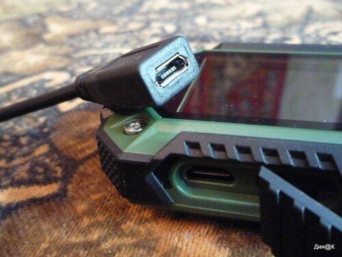 Переходник с USB-коннектором