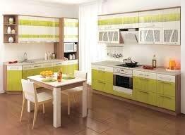Как цвет кухни влияет на настроение домочадцев