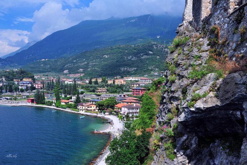Мальчезине. Италия