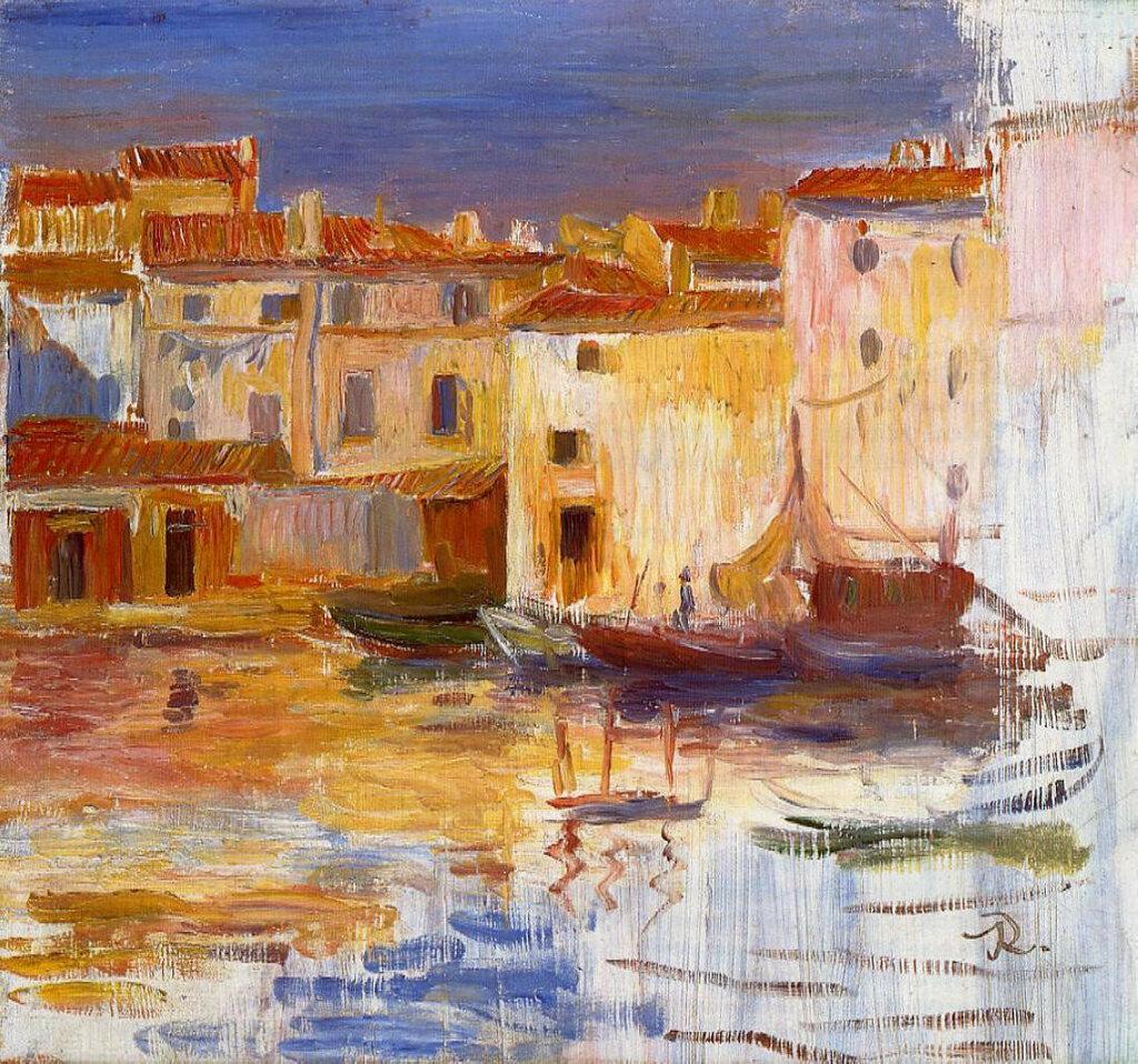 The Port of Martigues  -  1888.jpg
