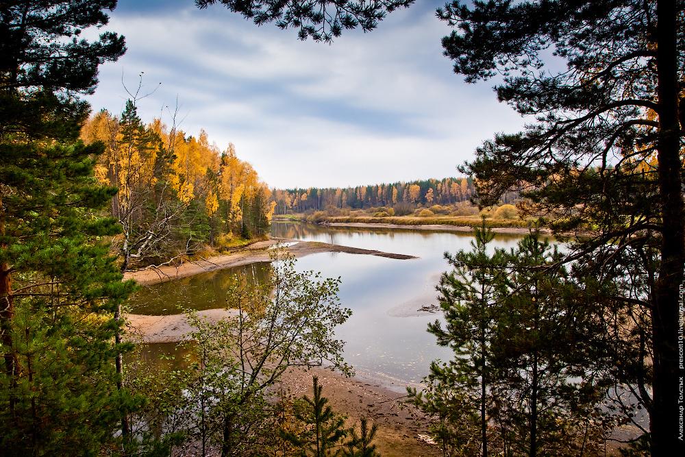 Природа Весьегонского района
