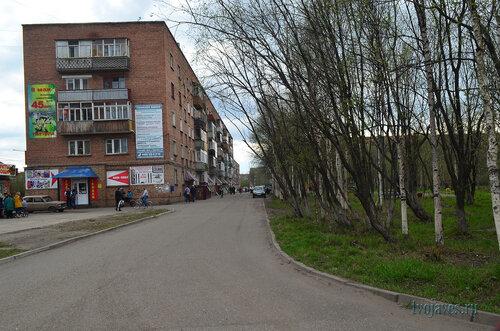 Фото города Инта №6909  Северо-восточный угол Дзержинского 25 09.06.2014_16:20