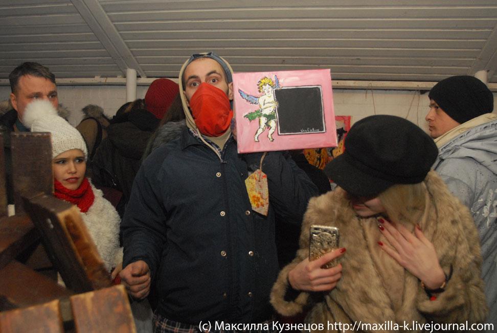 Выставка краденного искусства